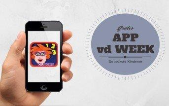 app van de week