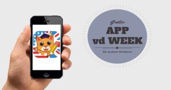 app van de week Fun English