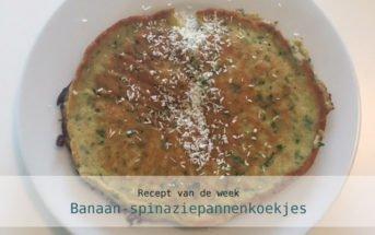 spinaziepannenkoek